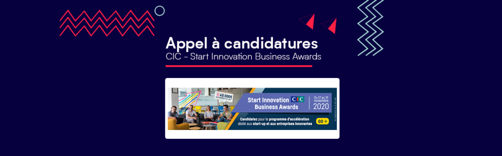 [AAC] CIC - Startup Innovation Business Awards